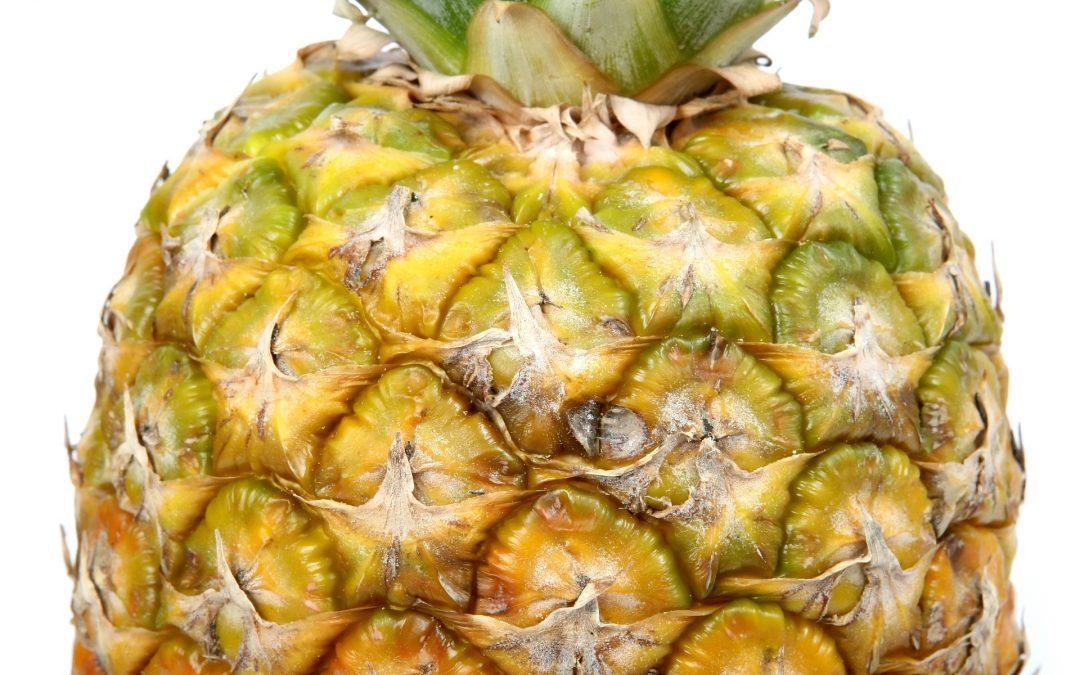 La Piña, una fruta que ayuda a bajar de peso de forma saludable