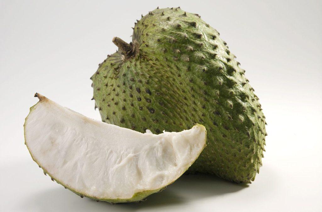 Propiedades benéficas de la guanábana