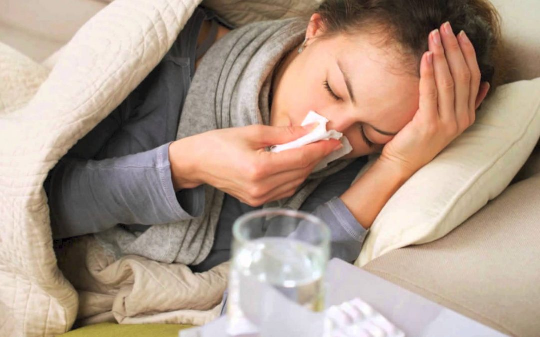 4 alimentos que debes consumir para combatir el resfriado